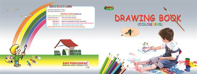 1st std drawing book - Drawing Book Pictures